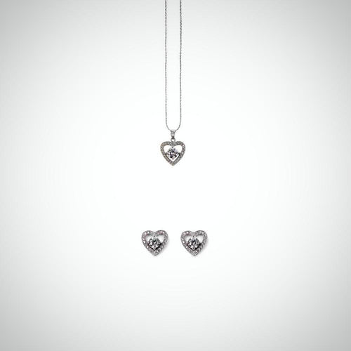 LAUDLOW - STERLING SILVER SET2089