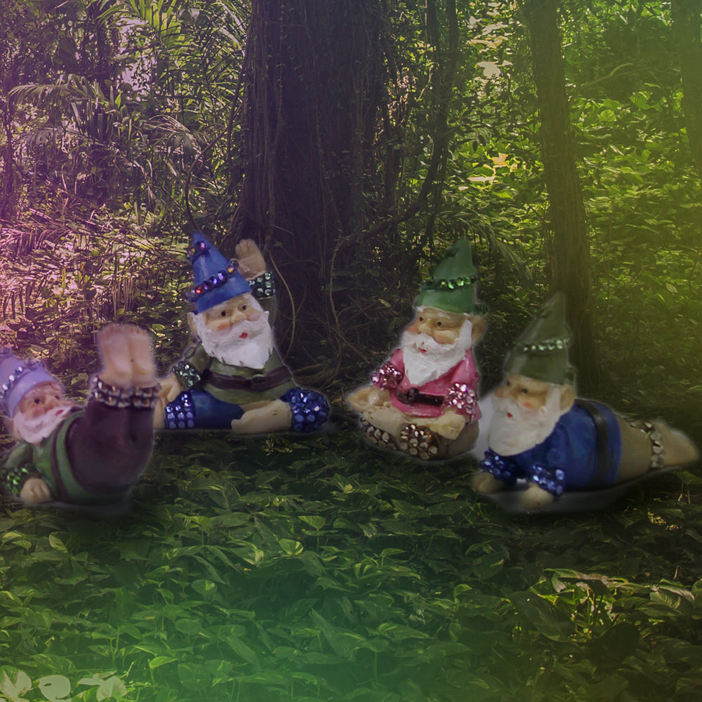 FOREST GNOMES SET