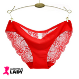 Seamless Lace Panties - Lascivious Lady Online Store