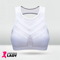 Sexy Sheer Fitness Bra - Lascivious Lady Online Store