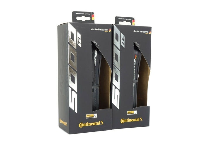 Continental Grand Prix 5000 Tire - TUBELESS (2 pack)