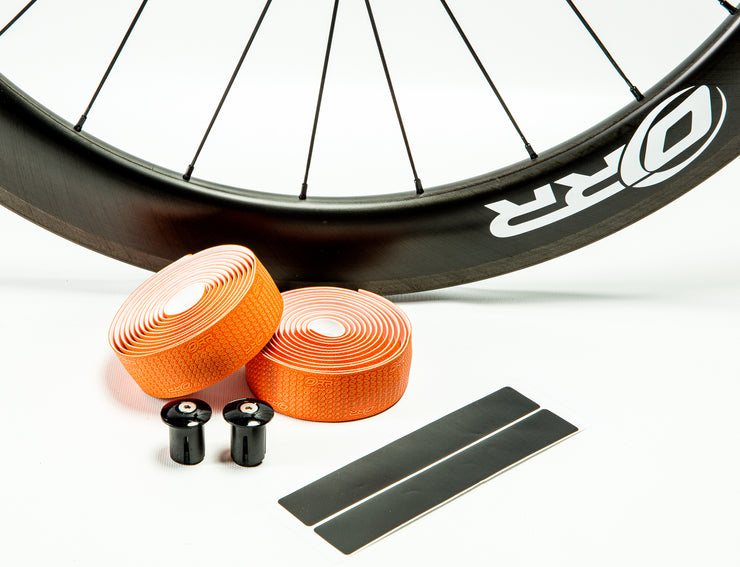 ORR PREMIUM BAR TAPE | TIGER ORANGE