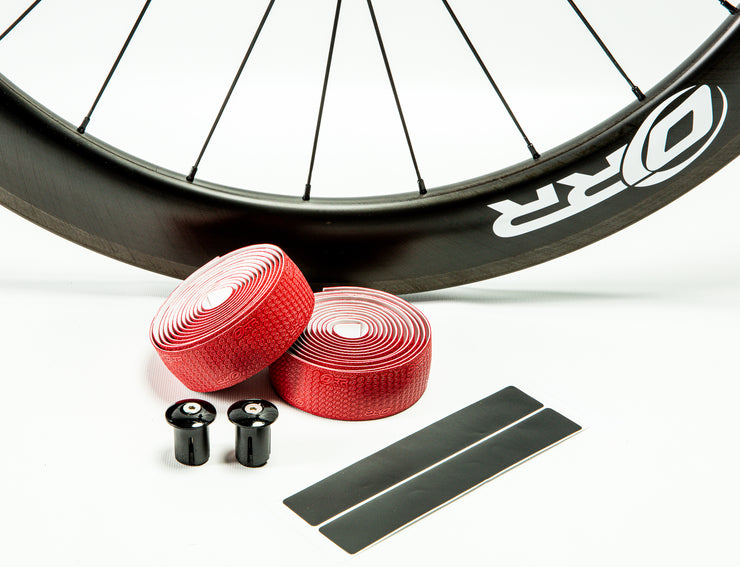 ORR PREMIUM BAR TAPE | INFERNO RED