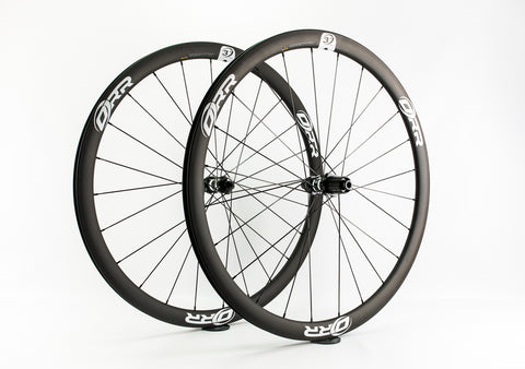 Available Spring 2019 - Disc Brake Gen3 ORR 3.4 Carbon Wheels