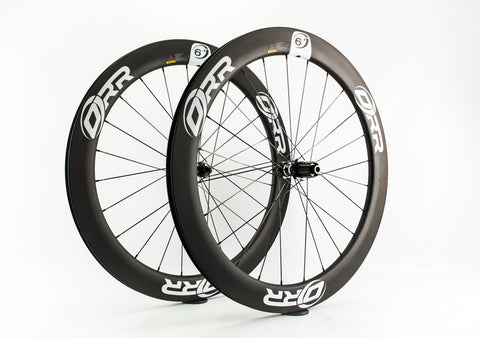 Disc Brake Gen3 ORR 6.4 Carbon Wheels