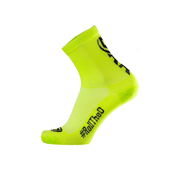 Cycling Socks - Fluo