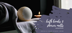 bath bombs - January 25 | 6:30 - 8:30PM