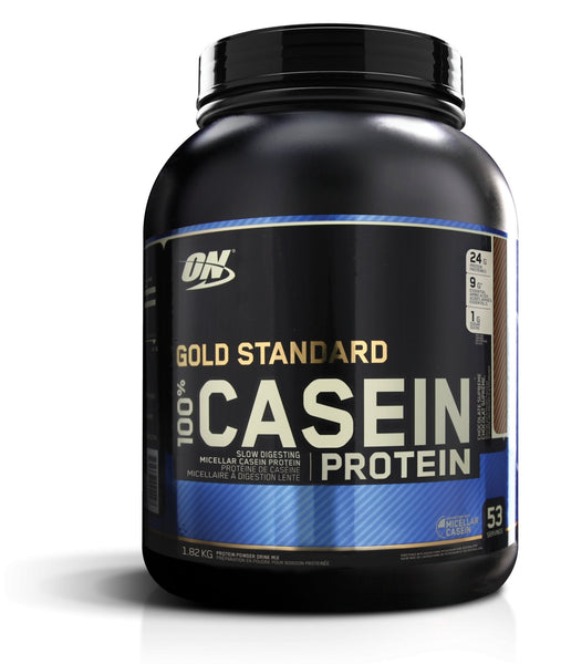 100% CASEIN GOLD STANDARD | OPTIMUM NUTRITION - Tassie Supps - PROTEIN - DAIRY BASED
