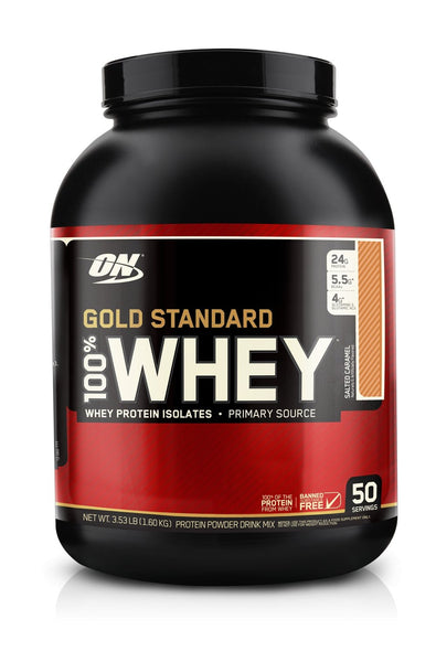 1.5kg / 3.3lb 100% WHEY GOLD STANDARD | OPTIMUM NUTRITION - Tassie Supps - PROTEIN - DAIRY BASED