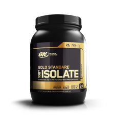 *NEW FLAVOURS* GOLD STANDARD - ISOLATE | OPTIMUM NUTRITION