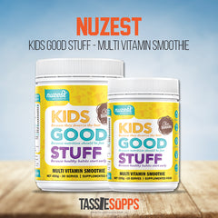 MULTI VITAMIN SMOOTHIE - KIDS GOOD STUFF | NUZEST