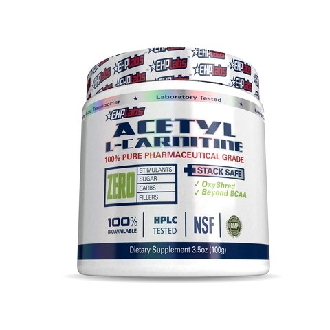 ACETYL L-CARNITINE 100% PURE | EHPLABS - Tassie Supps - FAT BURNERS / DETOX / WEIGHT LOSS