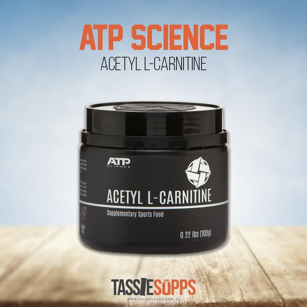 Acetyl L-Carnitine | ATP SCIENCE - Tassie Supps - AMINO's