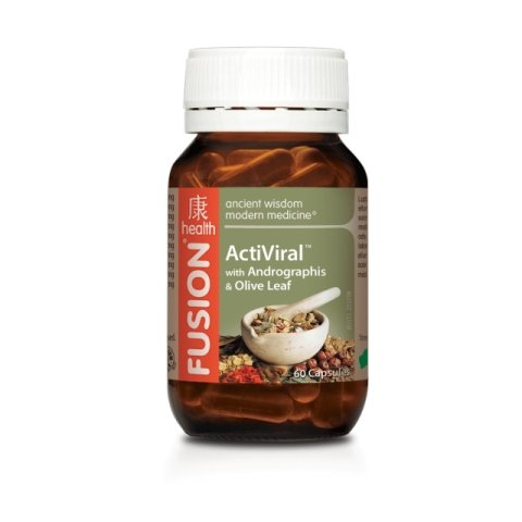 ActiViral | FUSION HEALTH - Tassie Supps - Vitamin's | Tablets