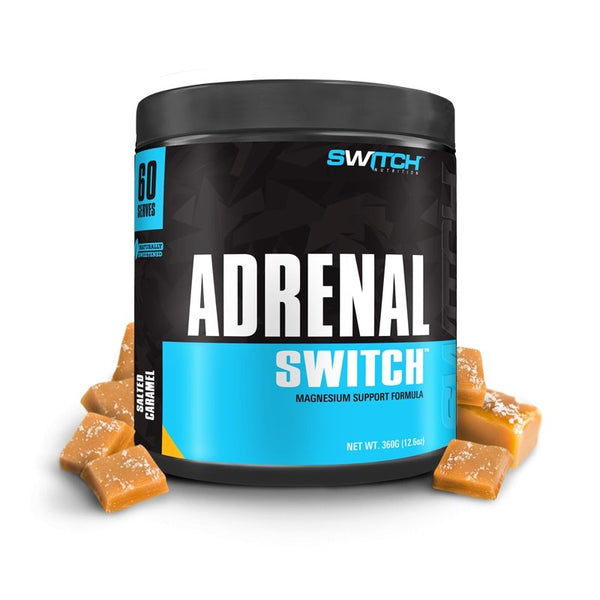 ADRENAL SWITCH | SWITCH NUTRITION - Tassie Supps - Sleeping Aid