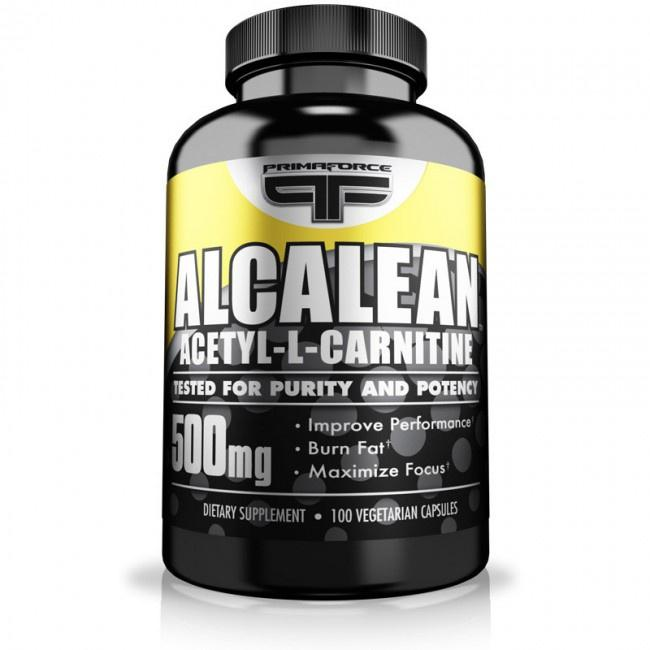 ALCALEAN 500MG | PRIMAFORCE - Tassie Supps - AMINO's