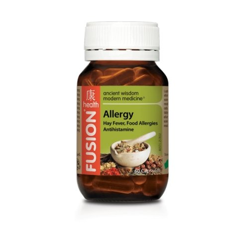 Allergy | FUSION HEALTH - Tassie Supps - Vitamin's | Tablets