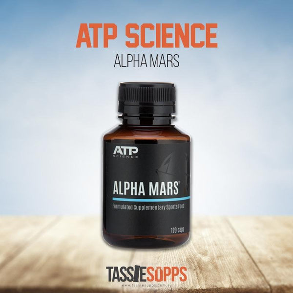 ALPHA MARS - TEST BOOSTER | ATP SCIENCE - Tassie Supps - HORMONE SUPPLEMENTS