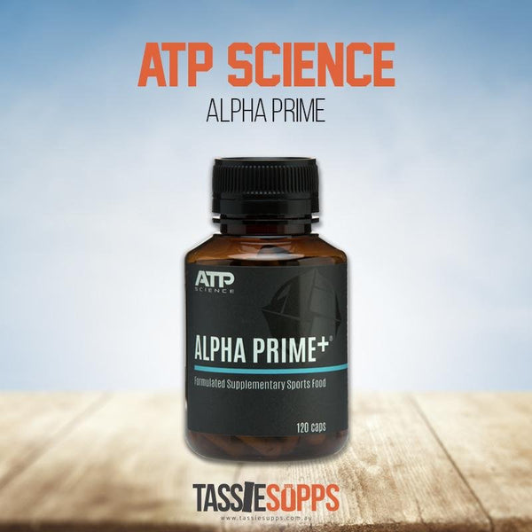 ALPHA PRIME | ATP SCIENCE - Tassie Supps - HORMONE SUPPLEMENTS