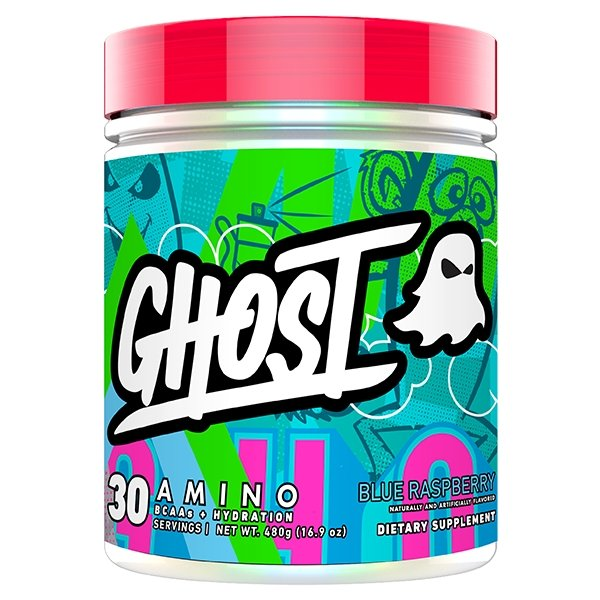 AMINO V2 | GHOST LIFE STYLE - Tassie Supps - EAA'S
