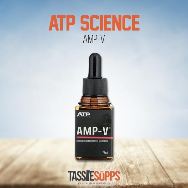 Amp-V | ATP SCIENCE - Tassie Supps - KETO