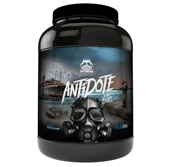 ANTIDOTE - AMINO RECOVERY COMPLEX | OUTBREAK NUTRITION - Tassie Supps - BCAA