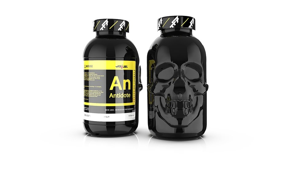 ANTIDOTE - THERMOGENIC | TF7 LABS - Tassie Supps - FAT BURNERS / DETOX / WEIGHT LOSS