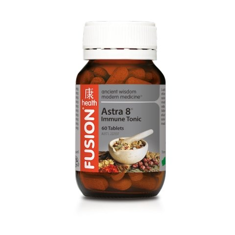 Astra 8 Immune Tonic | FUSION HEALTH - Tassie Supps - Vitamin's | Tablets