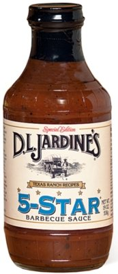 BARBEQUE SAUCE & MARINADE | D.L. JARDINES - Tassie Supps - PANTRY