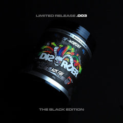 BLACK FIRE - LIMITED EDITION - DISORDER | FACTION LABS - Tassie Supps - Pre-Workout