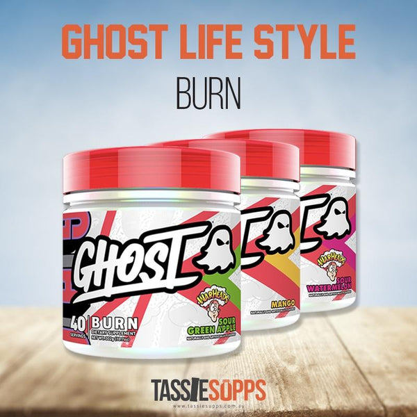 BURN - FAT BURNER | GHOST LIFESTYLE - Tassie Supps - FAT BURNERS / DETOX / WEIGHT LOSS