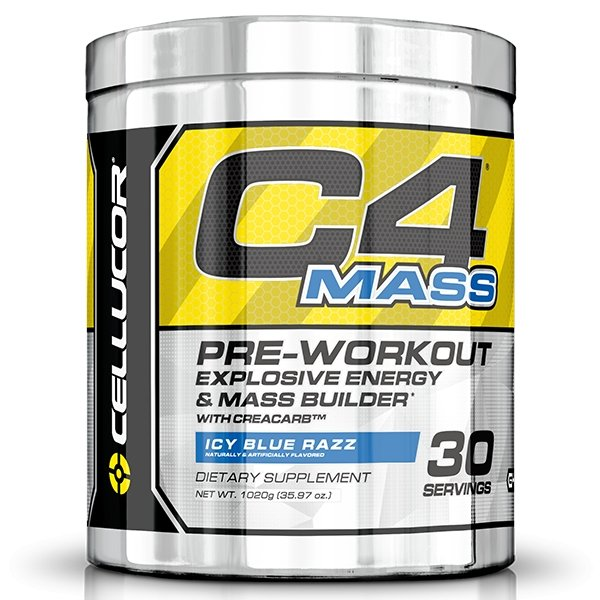 C4 MASS PRE WORKOUT | CELLUCOR - Tassie Supps - Pre-Workout