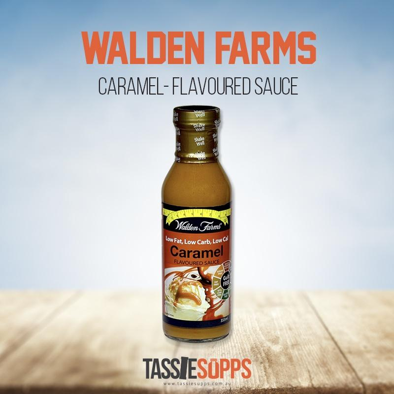 CARAMEL SAUCE - GUILT FREE | WALDEN FARMS - Tassie Supps - PANTRY