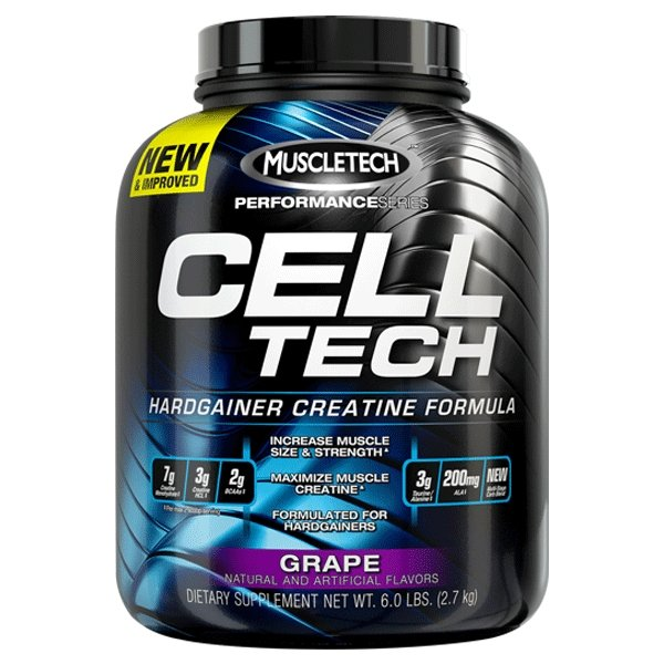 CELL TECH - CREATINE FORMULA | MUSCLETECH - Tassie Supps - AMINO's
