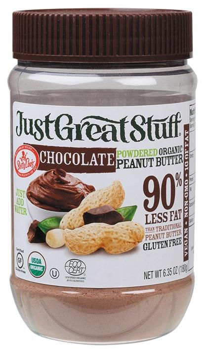Choc Powdered Peanut Butter 180g | JUST GREAT STUFF - Tassie Supps - PANTRY