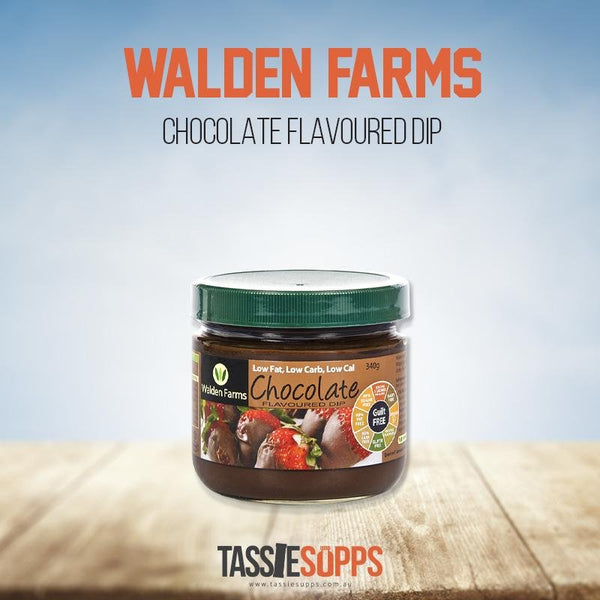 CHOCOLATE DIP - GUILT FREE | WALDEN FARMS - Tassie Supps - PANTRY