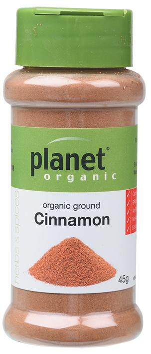 CINNAMON | PLANET ORGANIC - Tassie Supps - PANTRY