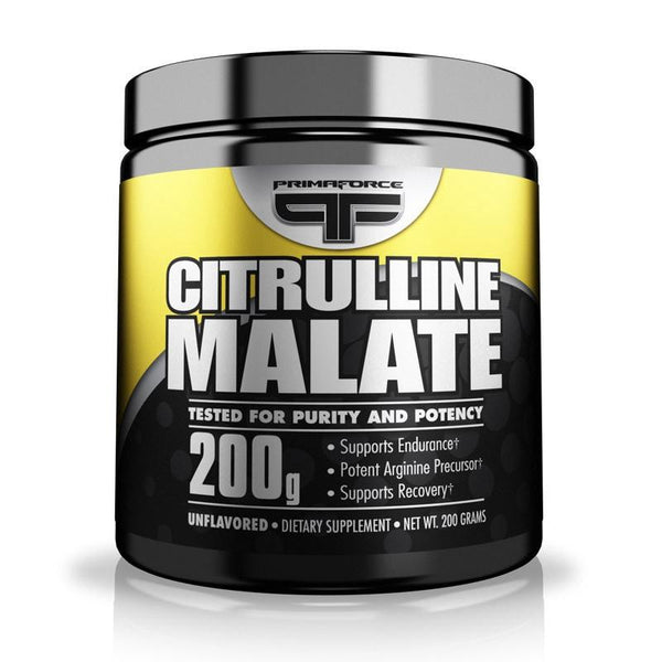 CITRULLINE MALATE 200g by PRIMAFORCE - Tassie Supps - Amino Acid