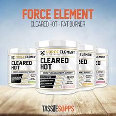 CLEARED HOT - FAT BURNER | FORCE ELEMENT PERFORMANCE - Tassie Supps - FAT BURNERS / DETOX / WEIGHT LOSS