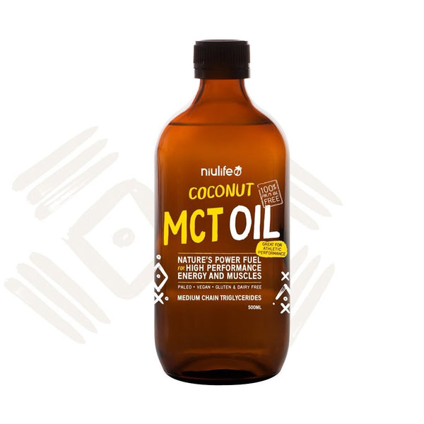 COCONUT MCT OIL | NIULIFE - Tassie Supps - KETO