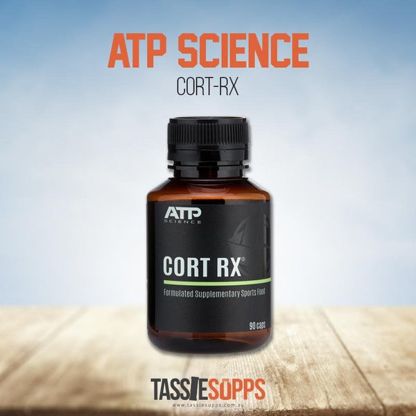 Cort RX | ATP SCIENCE - Tassie Supps - General