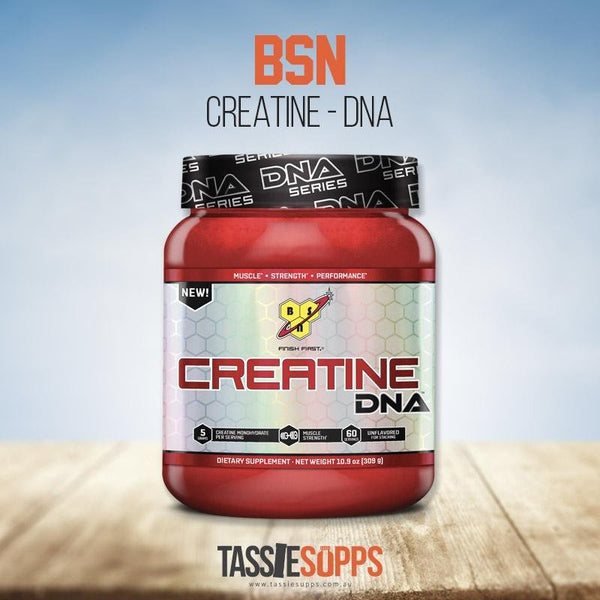 CREATINE DNA™ | BSN - Tassie Supps - AMINO's