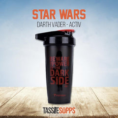 DARTH VADER - ACTIV SHAKER CUP - STAR WARS | PERFECT SHAKER - Tassie Supps - Shakers / Bottles