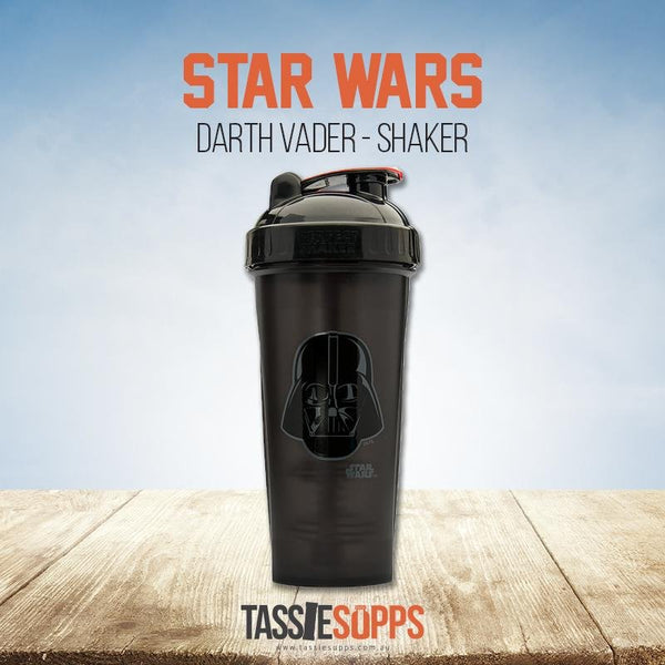 DARTH VADER - SHAKER CUP - STAR WARS | PERFECT SHAKER - Tassie Supps - Shakers / Bottles