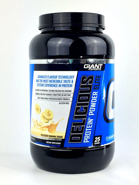 Delicious Elite Protein Blend | GIANT SPORTS - Tassie Supps - PROTEIN - DAIRY BASED
