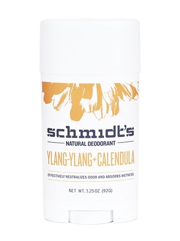 Deodorant Stick Ylang Ylang & Calendula 92g by SCHMIDT'S - Tassie Supps - Personal Hygiene