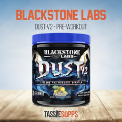 DUST V2 PRE-WORKOUT | BLACKSTONE LABS - Tassie Supps - Pre-Workout