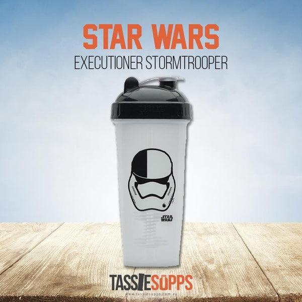 EXECUTIONER STORMTROOPER - SHAKER CUP - STAR WARS | PERFECT SHAKER - Tassie Supps - Shakers / Bottles
