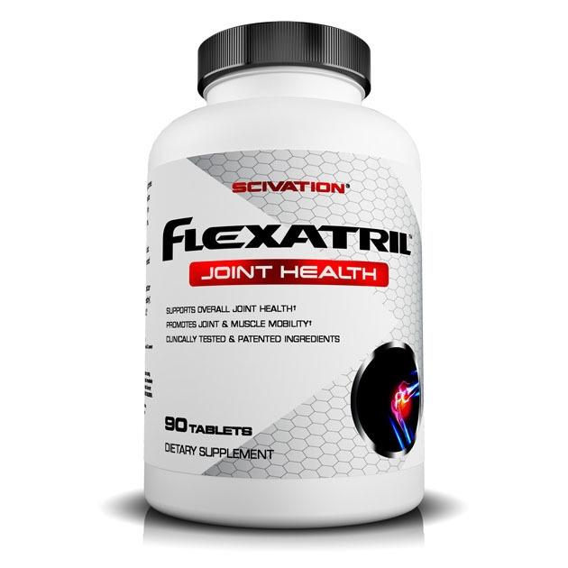 FLEXATRIL - Joint Health 90 Tablets by SCIVATION - Tassie Supps - HORMONE SUPPLEMENTS