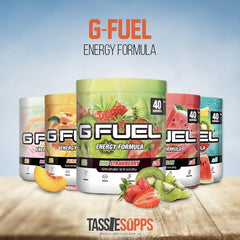 G-FUEL - ENERGY DRINK | G-FUEL - Tassie Supps - Pre-Workout